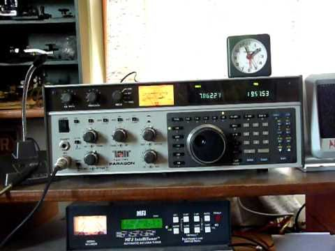 Ten Tec Paragon 585 HF Transceiver