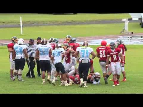 Samoa Bowl Football Game - 6