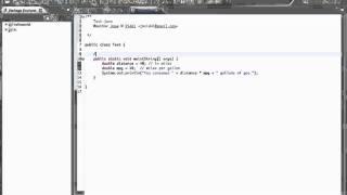 Java Programming with Eclipse Tutorials