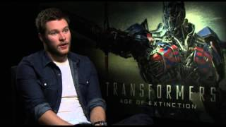 Jack Reynor - Transformers Age Of Extinction Actor Interview