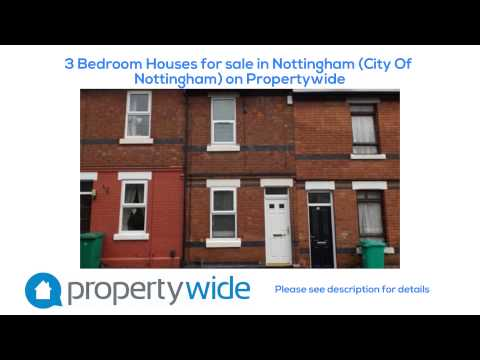 3 Bedroom Houses for sale in Nottingham (City Of Nottingham) on Propertywide