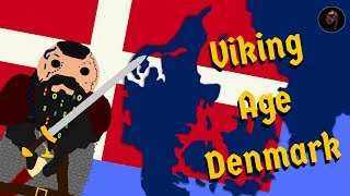 How Big Was Denmark in the Viking Age?
