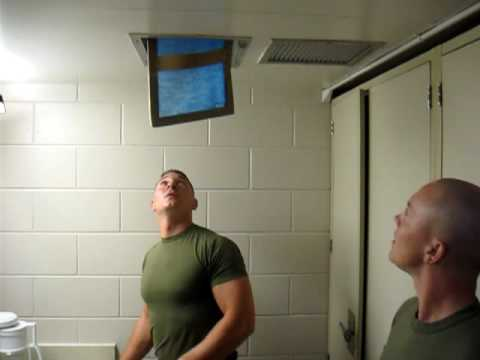 Paranormal Activity (The Marine Corps Story) Trailer