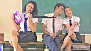 Pehla Nasha | SCHOOL LOVE STORY | So Effin Cray