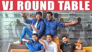 Threatening Phone Calls   RJ Vignesh , Rio, Chutti Arvind , Andrew & Deepak Share the Experience