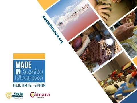 Made in Costa Blanca. ¡Atrévete con el turismo industrial!