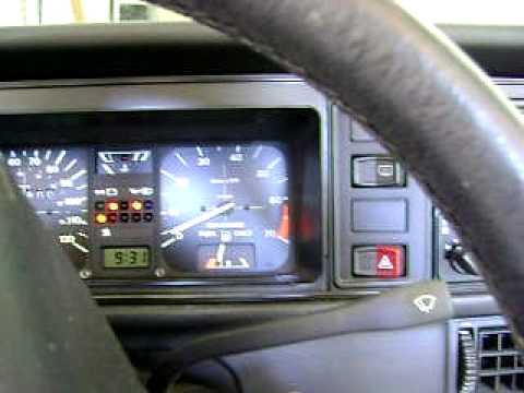 1992 Volkswagen Cabriolet - YouTube