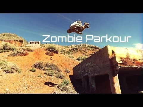Entertainment: Zombie Parkour - The Flipping Dead
