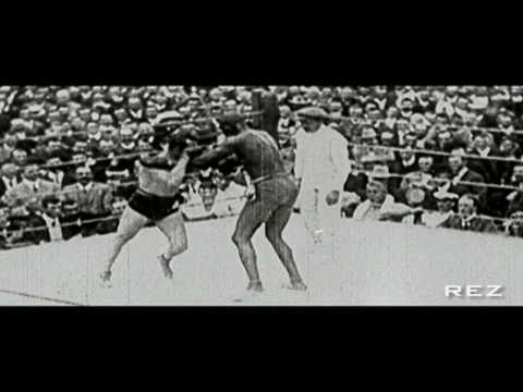 Jack Johnson Boxing Tribute Hd video