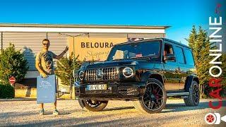 +200.000 Eur pelo MERCEDES-BENZ G63 AMG [Review Portugal]