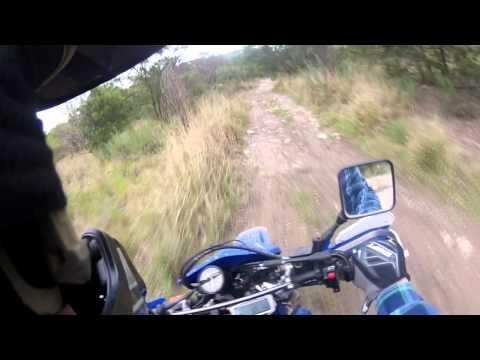Suzuki DR650 Trail Ride Newcastle GoPro Hero2