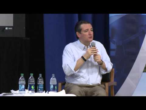 Ted Cruz discusses radical terrorism and ISIS at WRKO Town Hall