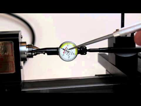 Sherline Lathe 102 - Alignment. Accuracy. and Capacity