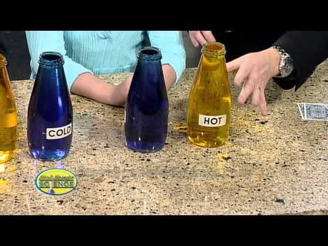 Genie in a Bottle  Cool Science Experiment  Share My Lesson