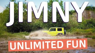 HILARIOUS | Suzuki Jimny 2019 Reviewed | On the road and off-road it's a fun-filled adventure