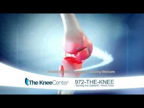 Osteoarthritis Knee Pain Relief - Dallas, TX