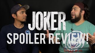 Joker - Spoiler Review!