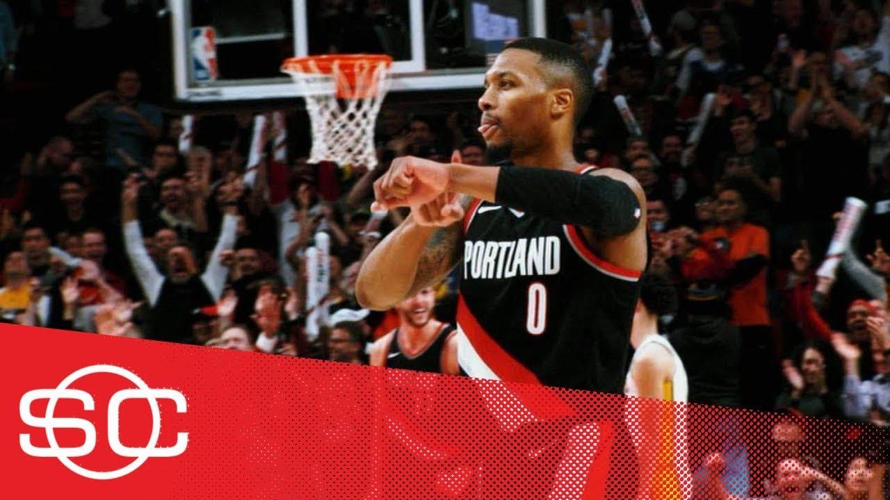 Damian Lillard is poised to lead Trail Blazers to NBA playoff run | SportsCenter | ESPN