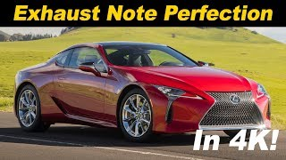 2018 Lexus LC 500 First Drive Review In 4K UHD!