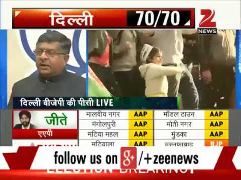 Delhi election results: Negative campaigning against AAP reason for BJP's loss?-Part 2