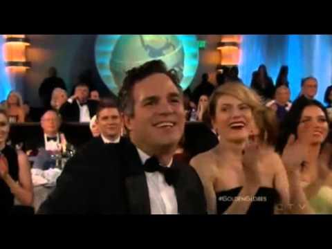 Matt Bomer Wins Best Supporting Actor TV movie/miniseries | Golden Globe 2015