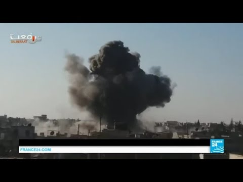"""US condemns Russian airstrikes on Aleppo for """"enabling Islamic state group"""", Moscow """"Not apologetic"""""""