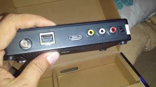 Noob unboxing.. the new abs-cbn tvplus internet.