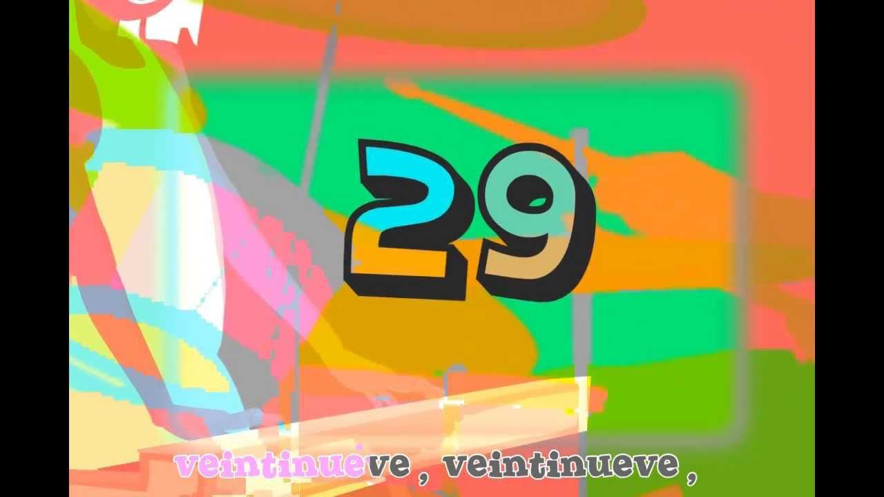 los n u00fameros  numbers in spanish