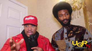 Supa Nova Slom & KT The Arch Degree- The Shocking Truth about Health in the Black Community