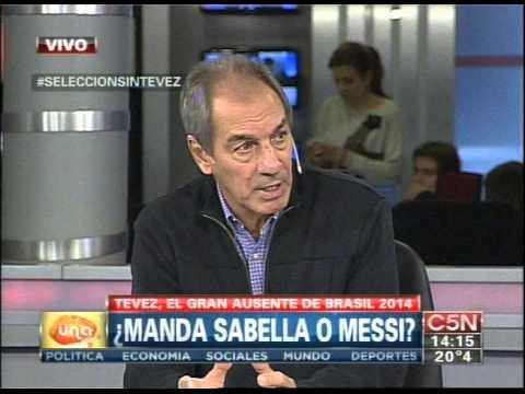C5N - BRASIL 2014: ¿MANDA SABELLA O MESSI? (PARTE 3)