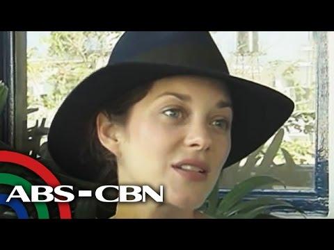 Ang Pinay sa buhay ni Marion Cotillard
