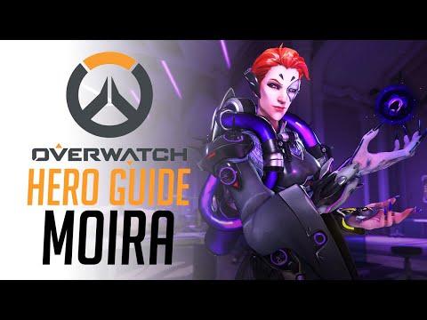 Moira - Overwatch Hero Guide