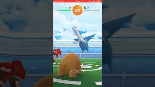 Pokémon Go - Level 5 Raid - Latios