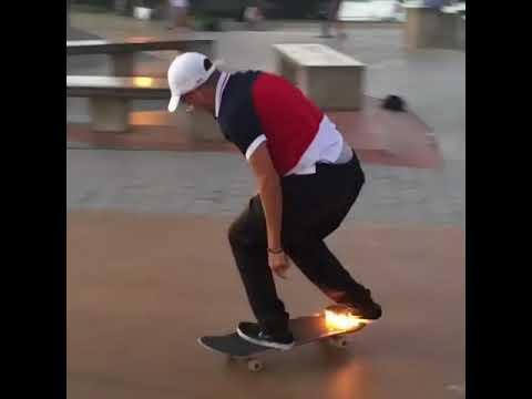 🔥🔥🔥 @mr.fuegoo 🎥: @ny_gourmet_deli & @justintheodore | Shralpin Skateboarding
