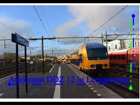 UNIEK ! Aankomst DDZ 12 in Leeuwarden