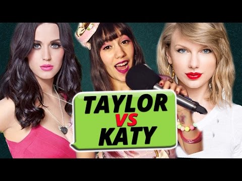 TAYLOR SWIFT VS KATY PERRY l Breeding Unicorns SayWhat #24