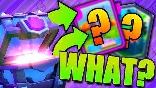 SMART SUPER MAGICAL CHEST?! // Clash Royale Super Magical Chest Deck!