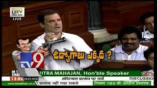 Rahul questions Modi on poll promises