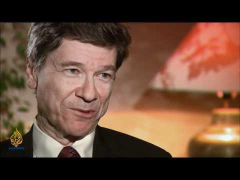 Talk to Al Jazeera - Jeffrey Sachs: 'That's not a free market, that's a game'