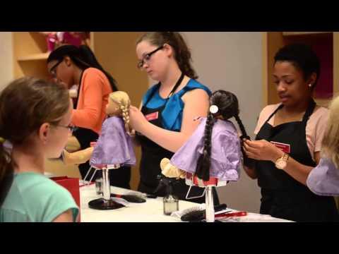 American Girl Doll Store - Atlanta - April 2014