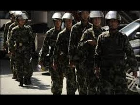 Chinese Police Shoot Dead 13 Attackers in Xinjiang