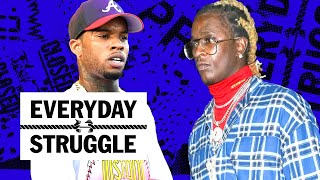 Tory Lanez Says Today's Rap is Horrible, 'Chixtape 5' Review, Thug's Influence | Everyday Struggle