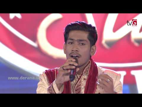 Dream Star Season 07 | Final 36 ( 01st Group ) Promoth Ganeearachchi | 01-07-2017