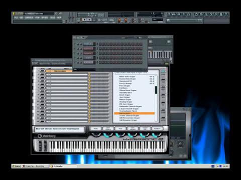 FL Studio 8 tutorial para aprender a crear reggae parte 1 + Libreria gratis.