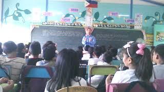 Jose V Ferriols Elementary School 6th Grade Gospel Presentation 07172018