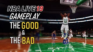 Is NBA Live 19's Overhauled Gameplay Enough to Dethrone 2K?