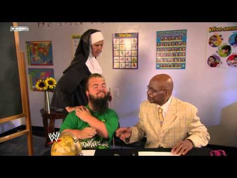 SmackDown: Hornswoggle goes back to school