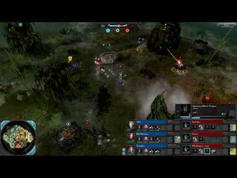 Dawn of War 2: Faction Wars — Season 1 | Grey Knights [vs] Eldar | Game 1