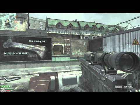 MW3: SNIPER GAMEPLAY COMMENTARY