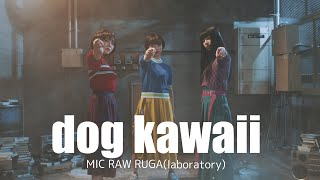 MIC RAW RUGA(laboratory) – dog kawaii [MUSIC VIDEO]画像